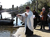 Blessing the River